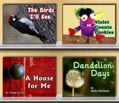 Did you know that one predictor of school success is the number of children's books in the home?  Families with 100 or more set their children on the path to literacy. Check out the 100+ free books in this library and read with us everywhere!