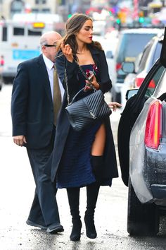 Olivia Culpo out and about in New York