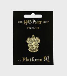 Gryffindor Pin Badge | The Harry Potter Shop at Platform 9 3/4