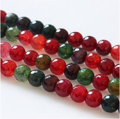 Items similar to Imitation Tourmaline Agate Beads Supplies, Full Strand 6 8 10 Faceted Tourmaline Agate Semi Precious Beads for DIY Jewelry Making on Etsy Semi Precious Beads, Agate Beads, Beading Supplies, Diy Jewelry Making, Coupon Codes, Unique Jewelry, Handmade Gifts, How To Make, Etsy