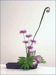 Ikebana: Japanese flower arrangements by Yukiko (contents moved)