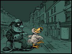 THE DODO THIEF George St Bath BA1 2EH, UK 51.384644, -2.362971