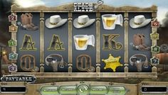 #DeadOrAlive video slot game has many symbols which include the scatter (Pistols), sticky wilds (Wanted Posters), cowboy hat, whiskey, boots, Sheriffs badge, ace, ten, gun and holster, queen, king and jack.  When five of the #Wanted Posters wild symbols lands on the payline, you can win the maximum 1500 coin #jackpot. The Wanted Posters feature different Wild West legends such as Belle Starr, Apache Kid, #JesseJames, Billy the Kid and Della Rose.
