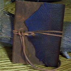 Cowhide & Buffalo Leather Journal