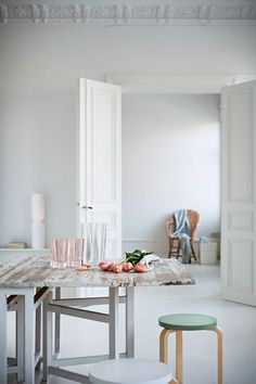 sneak preview of the new iitala collection #home #white <3<3 Visit http://www.thatdiary.com/ for guide + advice on #lifestyle