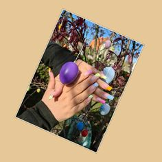 My Nails, Polaroid Film