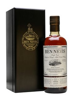 BEN NEVIS 2002 12 Year Old White Port, Highlands