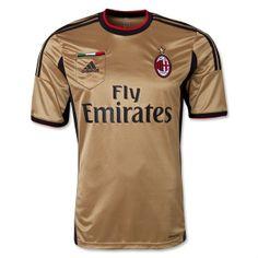 AC Milan 13/14 Third Soccer Jersey