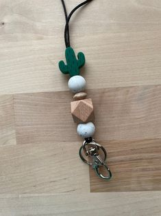 Beaded Lanyards, Sweet Peach, Belly Button Rings, Badge, Cactus, Custom Design, Drop Earrings, Lobster Clasp, Keys