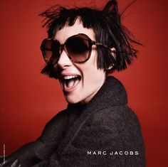 Winona Ryder is the latest celebrity to join Marc Jacobs 2015-16AW Campaign | Fashionsnap.com