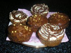 Sacher muffiny, recepty, Muffiny | Tortyodmamy.sk