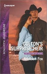 """""""had me hooked on the suspense and rooting for the loveable characters"""" 4 stars for Colton's Surprise Heir & Q&A with author Addison Fox  http://purejonel.blogspot.ca/2016/02/CSH.html"""