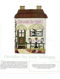 Tea_House_Wallhanging1 | Flickr - Photo Sharing!