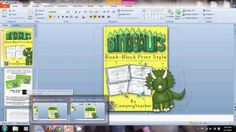 How to make an square preview thumbnail for Teachers pay Teachers