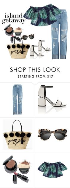 """""""Get the Look - Weekend Getaway"""" by ambrasimone on Polyvore featuring SJYP, Alexander Wang, Kate Spade and Giorgio Armani"""