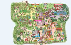 Gullivers Land Theme Park, Milton Keynes