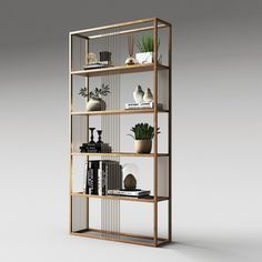 Better by Design Decorating Bookshelves, Bookshelf Design, Modern Bookshelf, Interior Design Awards, Steel Furniture, Furniture Companies, Home Decor Accessories, Interior Architecture, Shelving
