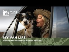 With a a Class B campervan, Kalen Thorien wakes up to new views and adventures, anywhere in the world, no questions asked, all the time — and she wouldn't want it any other way. Find out why van living is her ideal travel method, and get inspired for your own roadtrip.