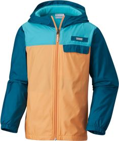 bf5ea162802f The North Face Kids Zipline Rain Jacket Girl s Jacket