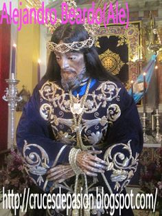 Cruces de Pasión: Besamano de Ntro Padre Jesús Nazareno(San Fernando...