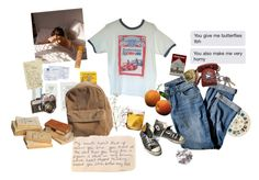"""""""and i'll call you by yours."""" by nadyaarw on Polyvore featuring J.Jill, Converse, Burt's Bees, men's fashion, menswear and CallMeByYourName"""