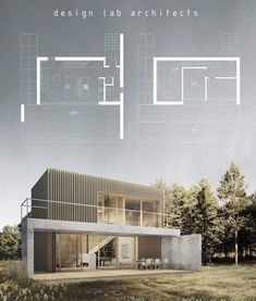 Nice design presentation by 💫 Urban Design Diagram, Planer Layout, Building A Container Home, Home Design Plans, Art And Architecture, Design Lab, House Plans, House Design, How To Plan