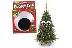 Googly Eyes, un occhio per l'albero di Natale