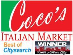 Coco's Italian Market Nashville, TN