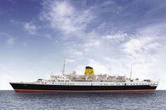Paquete Funchal renasce e volta a navegar  #cruise