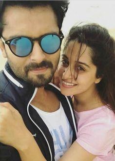 Dipika Kakar and Shoaib Ibrahim in an Instagram selfie in January 2018...