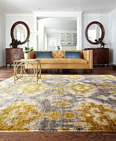 Distinguished by its bright and bold color palette, the Xavier Collection by Loloi Rugs provides the perfect centerpiece for a variety of rooms! Decor, Family Living Rooms, Rugs, Loloi Rugs, Interior Design, Rug Design, Home Decor, House Interior, Home Furnishings