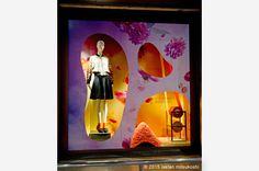 伊勢丹 新宿店本館 2015年3月 ショーウィンドウ3