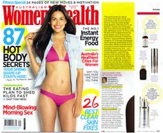 """Women's Health Magazine. Page 152 of September 2013 issue featured Dr. Vincent Giampapa, Jeunesse Global's medical adviser, an aesthetic plastic and reconstructive surgeon.   Page 155 featured the LUMINESCE™ Cellular Rejuvenation Serum with a tag """"Stem cell derived skincare stimulates the body's natural ability to replenish moisture and rejuvenate skin"""". Womens Health Magazine, Stem Cells, Anti Aging Skin Care, Serum, September 2013, Moisturizer, Women's Health, Medical, Skincare"""