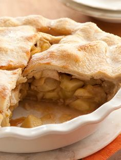 Get the recipe for Spiced Apple Pie