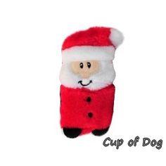 jouet pour chien - jouet de Noel pour chien : Tini Santa 5€