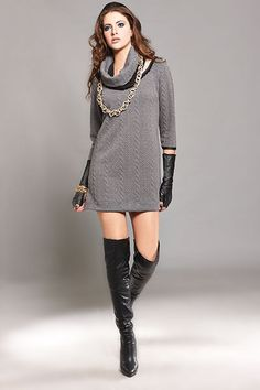 Knitwear: A basic have-to-have piece for your casual outfits!
