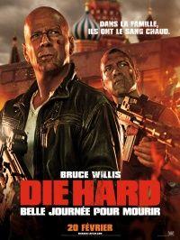 Sortie cinéma « Die Hard : belle journée pour mourir » à Paris Bercy