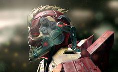 Mechanical Death 2.0 by Santiago Betancur   Robotic/Cyborg   3D   CGSociety