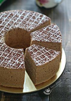 Milo Chiffon Cake 美禄戚风蛋糕 - Anncoo Journal