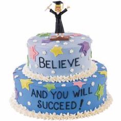 Graduation - I plan to make a Kindergarden version of this for my big girl's graduation :)