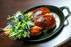 best chicken dish on the planet! the nomad's signature chicken for two by chef daniel humm.