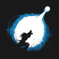 Anime, Manga and Otaku cool gift idea by MeFO design in TeePublic. Demon Art, Anime Demon, Dragon Ball Gt, Cute Cartoon Wallpapers, Animes Wallpapers, Kid Goku, Shadow Art, Nerd, Anime Art