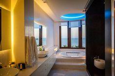 Foto de venta Benidorm, Alicante ref. Ti5034 - Google Fotos Alicante, Bathtub, Bathroom, Private Pool, Single Wide, Modern Architecture, Chalets, Pools, Terrace