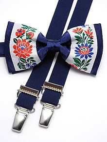 Doplnky - Folkový družbovský set IV - 5594686_ Wedding Sets, Diy And Crafts, Handmade, Accessories, Folklore, Fashion Ideas, Mood, Hand Made, Handarbeit