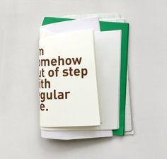 Irregular Notebook Eslite Design FestivalNotebook Client—Eslite Bookstore     Year—2010