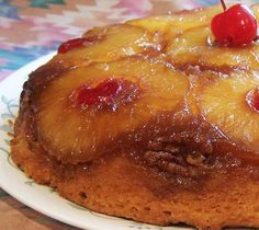 Recipe of the Day: Pineapple Upside-Down Cake