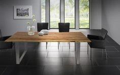 Esstisch Tisch massiv Akazie Baumkante 160/85cm NEU in Nordrhein-Westfalen - Rietberg | Esstisch gebraucht kaufen | eBay Kleinanzeigen