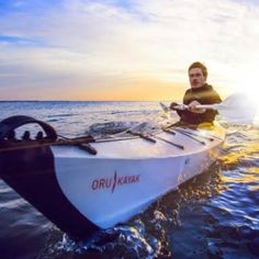 Oru Kayak: folds, weighs 26 lb