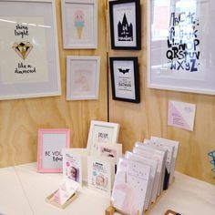 """I'm all set up at Canberra's Etsy Made Local Market, come down and check out our talented local @canetsy makers! We're in the Quokka Pavillion in EPIC…"""