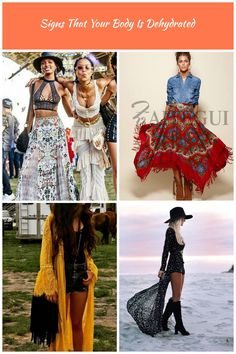 American hippie Boho fashion Signs That Your Body Is Dehydrated Hippie Boho, Bohemian, Boho Fashion, Signs, American, Style, Wedding Jewelry And Accessories, Swag, Bohemian Fashion
